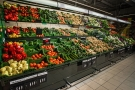 Regał owocowo-warzywny